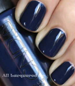 Navy Nail Polish (All Lacquered Up)