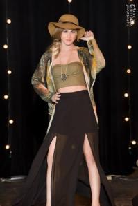 Zoe CW Fashion Show 2013