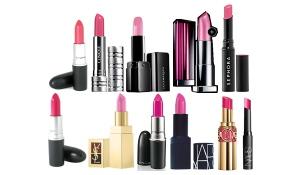 hot-pink-lipstick