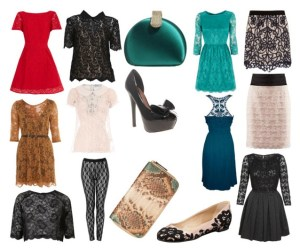 Lace Fashion Trends