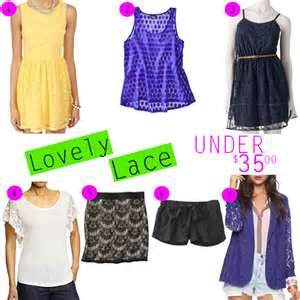 Lace Options