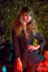 Sarah CreelGolden Bones Tuxedo Suit