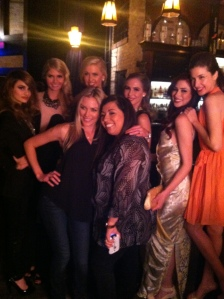 The Girls with Danielle and Lorie of Wild Orchid Salon