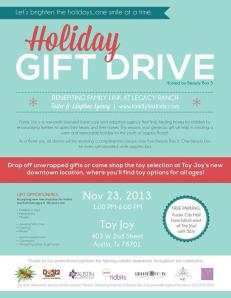 Beauty Box 5 Gift Drive