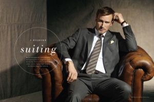J Hilburn Suiting