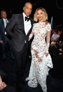 Beyonce' and Jay Z
