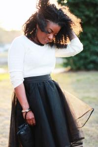 The-Serena-Saga-Black-Tulle-skirt-6